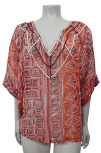 Sanctuary Clothing Oriana Top Multi-Color