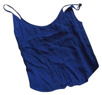 Scoop NYC Top Blue
