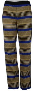 Sea New York Womens Striped Casual Wtw Career Trousers Pants