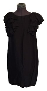 See by Chloé Chloe Lbd Ruffles Pockets Dress