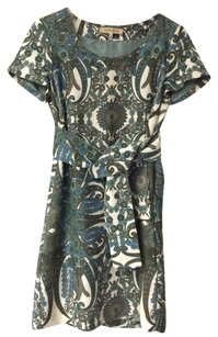 See by Chloé short dress Multi Blue Green on Tradesy