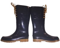 See by Chlo navy blue Boots
