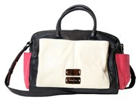 See by Chloé Tote in black, red, beige