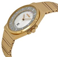 Seiko Core Solar Mother of Pearl Dial Ladies Watch