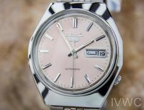 Seiko Seiko Vintage Mens Automatic Japanese Collectible Day Date Watch J790