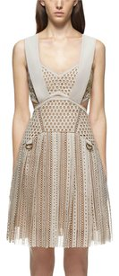 self-portrait A-line Lace Luxury Designer Date Night Dress