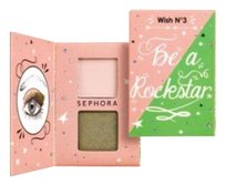 Sephora Color Wishes Eyeshadow Palette Duo Wish No. 3 Be a Rockstar