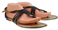 Seychelles Womens Thong Leather Color Black Sandals
