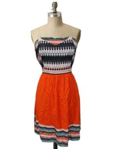 Silence + Noise short dress Multi-Color Urban on Tradesy