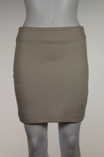 Silence + Noise And Womens Skirt Ivory