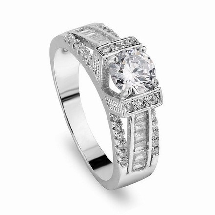 Preload https://item5.tradesy.com/images/silver-925-sterling-cz-5mm-6954-engagement-ring-21551264-0-0.jpg?width=440&height=440