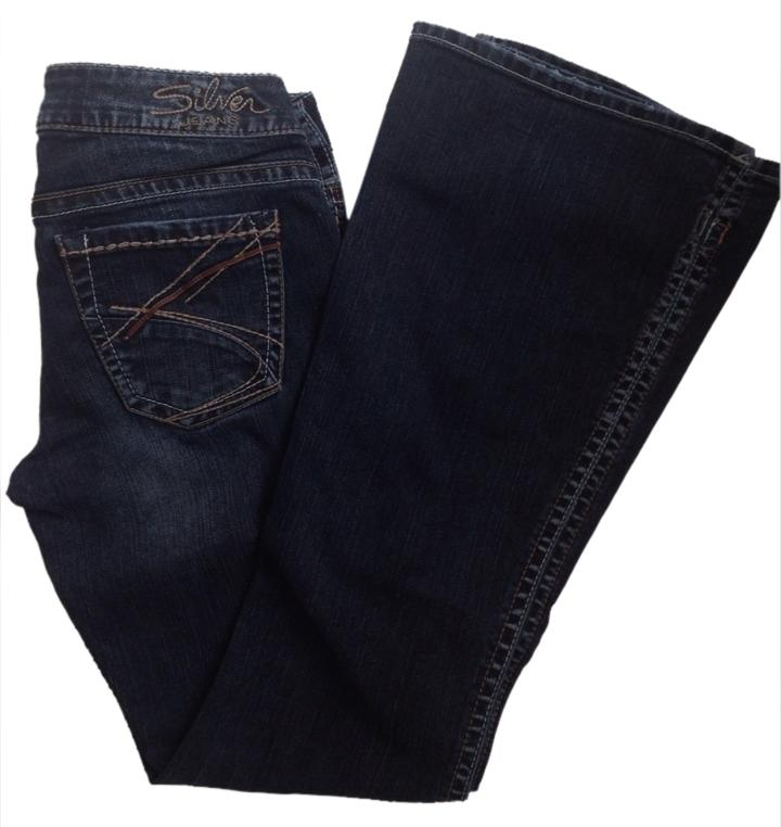 Silver Jeans Co. Boot Cut Jeans good - thecandydishco.com