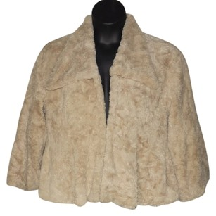 Sisters Outerwear Faux Fur Fur Coat