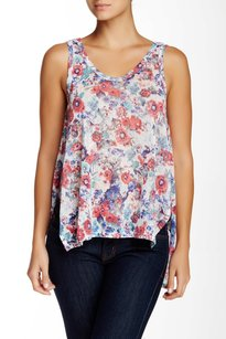 Soprano Cami New With Tags Rayon Top Beige
