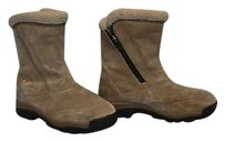 Sorel B0 Wmns Water Fall Suede Nl Tan Boots