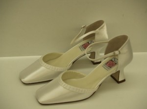 Special Occasions by Saugus Shoe 3830 Ivory Shoes Size 9 ...
