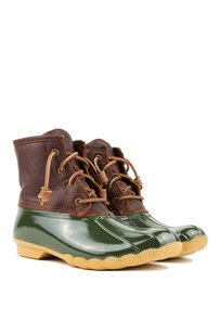 Sperry 410004212475 Green Boots