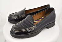 Sperry Top Sider Womens Black Flats