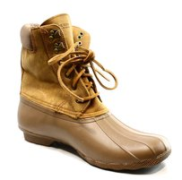 Sperry Fashion - Ankle Leather Boots