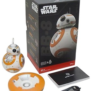 Sphero BB-8 App Enabled Droid Robot Star Wars The Force Awakens Disney