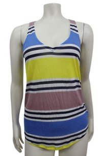 Splendid Cabana Stripe Top Multi-Color