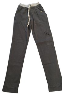 Splendid Pants Cargo Sweatpants Gray Cargo Cargo Jeans-Dark Rinse