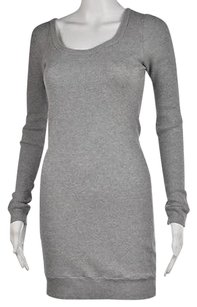 Splendid short dress Gray Womens Shirt on Tradesy
