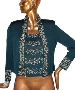 St. John St Collection Green Jacket