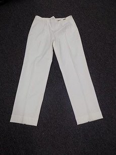 St. John Sport Cotton Blend Pants