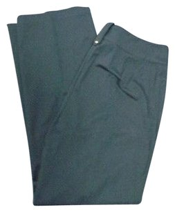 St. John Sport Stretchy Wide Leg Creased Front Dress 2383a Pants