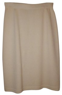 St. John St Evening Santana Skirt Ivory