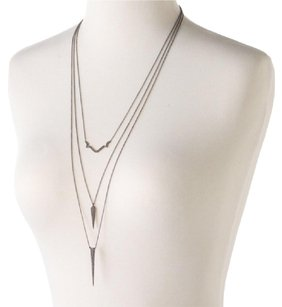 Stella & Dot Stella and Dot Fontaine Layering necklace
