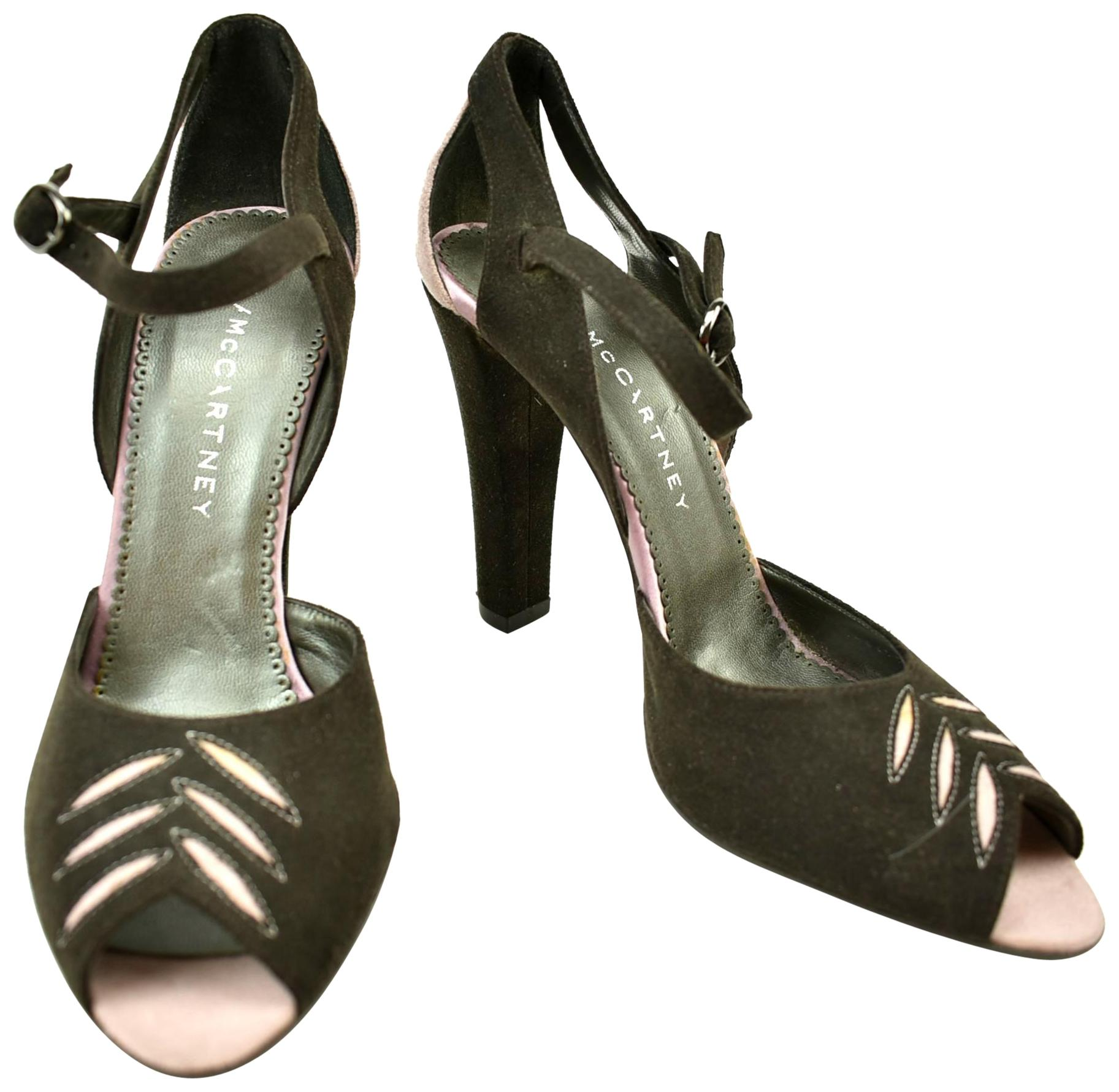 Stella McCartney Vegan Mary Jane Pumps outlet pre order recommend cheap price store sale online cheap view MqYX1J