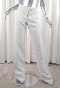 Stella McCartney Womens Relaxed Pants White