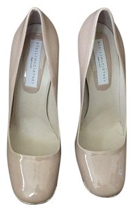 Stella McCartney Nude Pumps