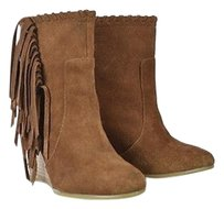 Steve Madden Womens Brown Boots