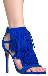 Steve Madden Blue Sandals
