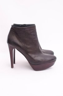 Stuart Weitzman Pebbled Black Boots