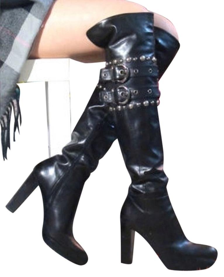 Stuart Weitzman Studded Knee-High Boots clearance fast delivery cheap for nice pJrWVG