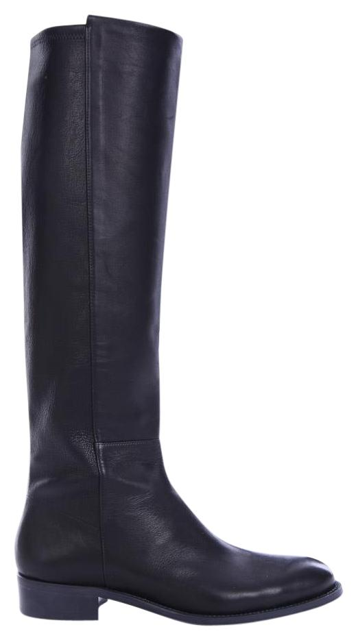 Stuart Weitzman Black The Halfway Boots/Booties Size EU 38 (Approx. US 8) Regular (M, B)