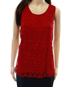 Studio West Cami New With Defects Rayon Top