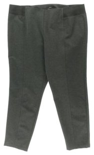 Style & Co Straight Pants Gray