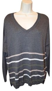 Subtle Luxury Xss Cotton Blend Hi Lo Sweater