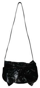 Susan Farber Collections Womens Black Clutch