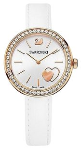 Swarovski Swarovski Daytime White Heart Ladies Watch 5179367