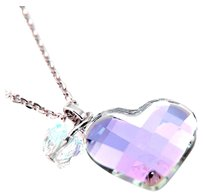 Swarovski Swarovski Light Crystal Heart Pendant 960041