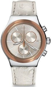 Swatch Swatch Albinostrich Ladies Watch Yvs412