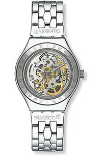 Swatch Swatch Body And Soul Metal Mens Watch Yas100g