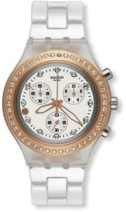 Swatch Swatch Full Blooded Marvelous Pink Unisex Watch Svck4067ag
