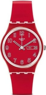 Swatch Swatch Poppy Field Unisex Watch Gw705